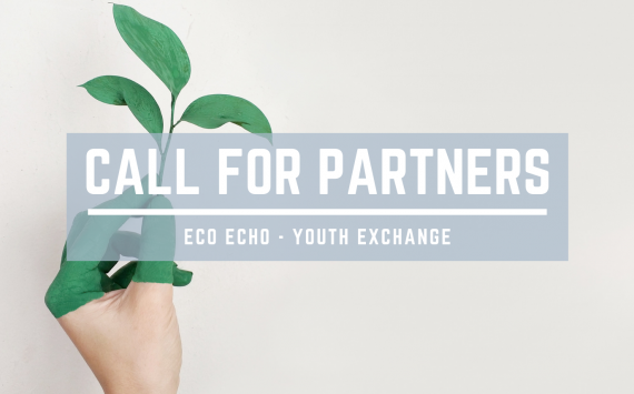 Call for partners: ECO ECHO - Youth Exchange | Erasmus+, KA1