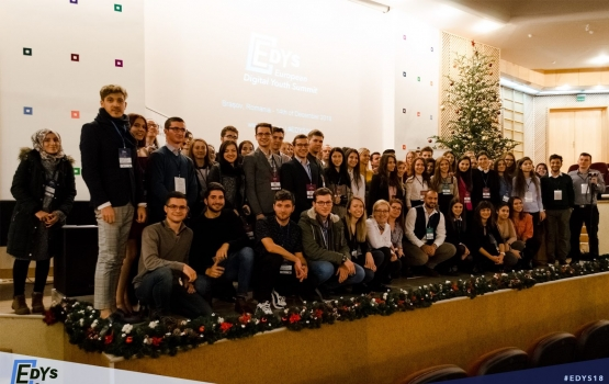 European Digital Youth Summit - EDYS 2018